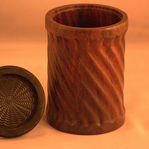 East Indian Rosewood and African Blackwood