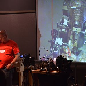 Rotation 1 - David Lindow - Intro to Ornamental Turning and Rose Engines